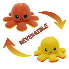 Octopus Plush Toy Double-Sided Flip Reversible  Squid Stuffed Doll Toys For Kids For Sale