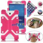 "For Android 7"" 8"" Inch Tablet Kids Safe Shockproof Rubber Silicone Cover Case US"