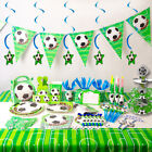 Football Theme Championship Football Soccer Birthday Party Supplies Tableware