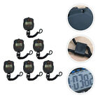 Training Timer Adorable Black Portable Game Stopwatch Match Timer for Match Game