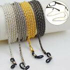 Sunglasses Reading Glasses Spectacles Neck Cord Strap Metal Chain Holder