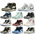 Scarpe Da Ginnastica Da Uomo SM Air Jordan1 Retro High OG PS Mid Chicago Toe
