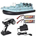 HG-C201 1:110 Scale Water Air Warship 2.4G Hovercraft Brushless RC Model Boat