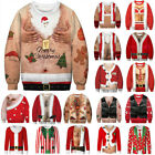 Ladies Men Ugly * Sweater ▪ Party Jumper Pullover Sweatshirts Top HOT