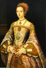 Catherine Parr Queen of England Royal Painting Art Paint By Numbers Kit DIY