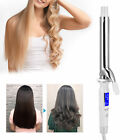 2In1 Curling Iron Hair Straightener Curling Anti-Scald Hair Styler Curler Device