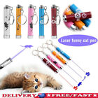 LED Pointer Light Pen Cat Teaser Toys Interactive Kitten Flashlight Pet Supplies