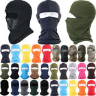Bicycle Military Balaclava Full Face Mask Helmet Neck Warmer Snood Cover Outdoor