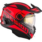 CKX Space Mission AMS Full Face Helmet Electric Double Shield