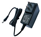 AC DC Adapter For Sharper Image 1011666 Deep Tissue Massager Percussion Device
