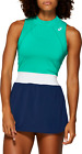 Asics Women's Gel Cool Tennis Dress Mint/White/Navy Authorized Dealer