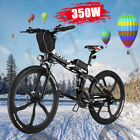 "VIVI 26""-350W Mountain Bicycle Electric Bike Ebike 21 Speed Removable Li-Battery"