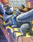 Potter Flying With Hippogriff Painting Artwork Paint By Numbers Kit DIY