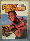 Family Matters, Brand new factory sealed, Various seasons, buyers choice