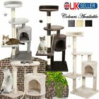 Pet Cat Scratching Post Tree Scratch Tower Activity Kitten Toy Centre Climbing
