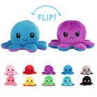 Внешний вид - Octopus Plush Reversible Flip Stuffed Toy Soft Animal Home Accessories Baby Gift