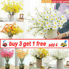 Real Touch Daisy Artificial Silk Fake Flowers Home Table Decor Party Wedding Bh