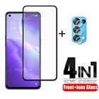 4-in-1 For OPPO Find X3 Lite Glass For Find X3 Lite Tempered Glass Full Glue