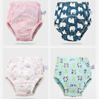 Baby Cotton Training Pants Panties Baby Diapers Cloth Diaper Nappies Washable