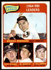 1965 Topps Baseball - Pick A Card - Cards 1-370