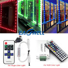60FT Super Bright 5050 SMD 3 LED Module Strip Light For STORE FRONT Window Sign