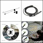 Pipe Inspection Camera Endoscope Video Sewer Drain Cleaner Waterproof Snake