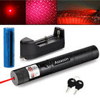 900Miles Green Red Star Light Laser Pointer Visible Beam Rechargeable Lazer Pen