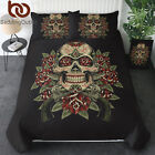 3Pcs Kids Duvet Cover Queen Twin King Size Bedding Set 3D for Boy Girl Comforter