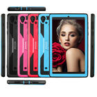 For Alcatel Joy Tab 2 8 Inch/TCL Tab 8 Inch Shockproof Rugged With Stand Case