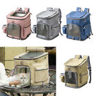 Pet Carrier Backpack Breathable Cat Medium Dog Carry Bag for Outdoor Travel