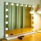 15 LED Hollywood MakeUp Mirror Light Dressing Table Vanity Dimmable Bulbs White