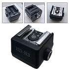Flash Hot Shoe Adapter HD-N3 for Sony Alpha A900 A77 Accessories Durable
