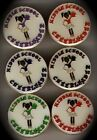"""MIDDLE SCHOOL CHEERLEADER"" PINS/Choose Color/25/NEW!"