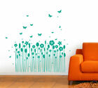 MYSTICAL MEADOW STARS BUTTERFLY wall stickers decal