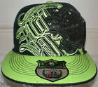 NEW BLING HIP HOP MUSIC BLACK FITTED BASEBALL HATS CAPS