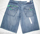 AKADEMIKS New! Cyprus Denim Shorts Choose Size Big Tall