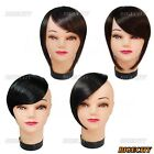 New Clip In On Bang Fringe Hair Wig Extension B