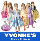 Disney Princess Classic Girls Fancy Dress Costume S M L