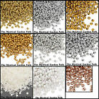 Large Quantity Plastic Beads 3 OR 4mm *You Choose Color