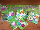 NEW 2011- CUPCAKES - Party Packs/Sets on this listing -choose from drop down bar