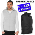 URBAN CLASSICS    BASIC LIGHT VEST BUBBLE STEPP WESTE JACKE SONDERPREIS XS-XXL