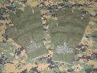 Glove liners US army military wool you choose size 2-6 OD GREEN