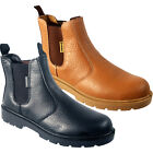 **MENS SAFETY WORK STEEL TOE CAP DEALER SHOES TRAINERS BOOTS ANKLE SIZE 6-12UK