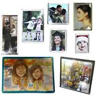 Blank Photo Fridge Magnets 1, 5, 10, 20, 25, 50,100 Jumbo Square Door Plaque