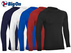 BRAND NEW MENS & CHILDREN BASELAYER BODYLAYER S,M,L,XL,XXL WHITE,BLACK,RED,ROYAL