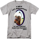 Li'l Little Sebastian Parks And Recreation Officially Licensed Adult Shirt S-3XL