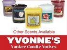 Yankee Candle Votive Pack of 4 Sampler Scented Candles Christmas and Regular