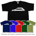 RETRO 80s PEUGEOT 205 GTI INSPIRED T-SHIRT - CHOOSE FROM 6 COLOURS (S-XXXL)