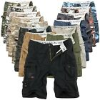 SURPLUS RAW CARGO SHORT TROOPER SHORTS JEANS CHINO ARMY MILITARY 5 FARBEN XS-7XL