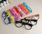 Hot Clear Lens Glasses Square Party Fancy Dress Big Nerd Unisex Men Women Gift